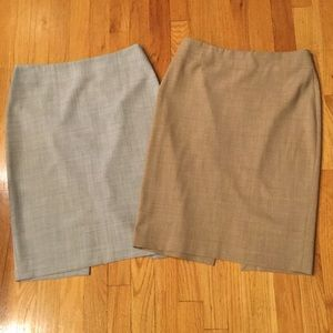 2 Pencil Skirts BODY by Victoria's Secret